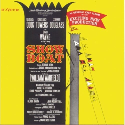Show Boat (Music Theater of Lincoln Center Cast Recording (1966))