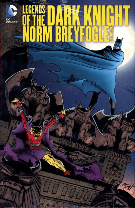 Legends of The Dark Knight: Norm Breyfogle, Vol. 1 (Batman)