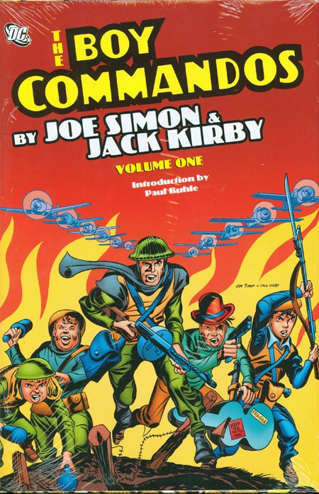 The Boy Commandos by Joe Simon and Jack Kirby, Vol. 1