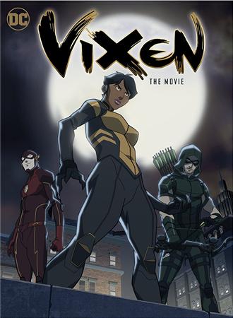 Vixen: The Movie (2017)