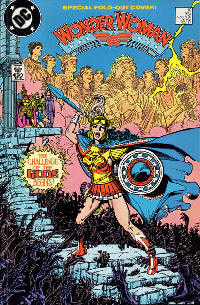Wonder Woman By George Perez Omnibus Vol. 2