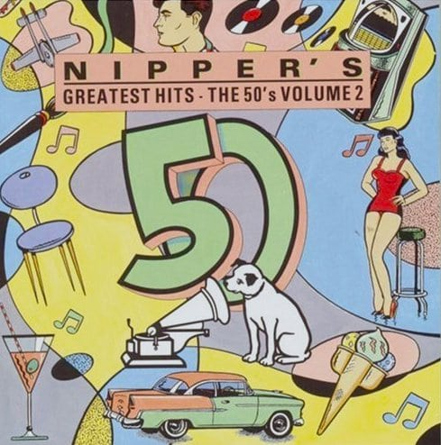 Nipper's Greatest Hits - The 50's Volume 2