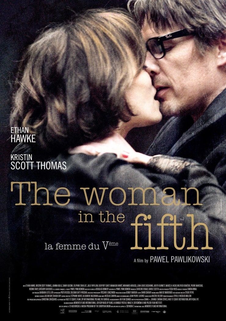 La femme du Vème