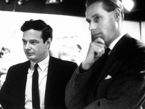 With George Martin