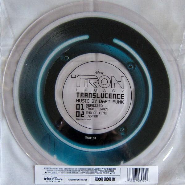 TRON: Legacy Translucence