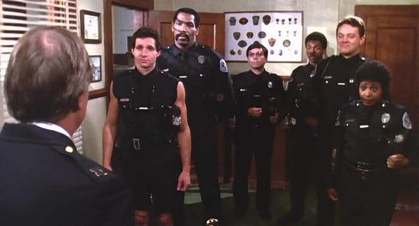 Police academy essay
