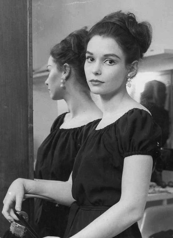 Susan Strasberg actress