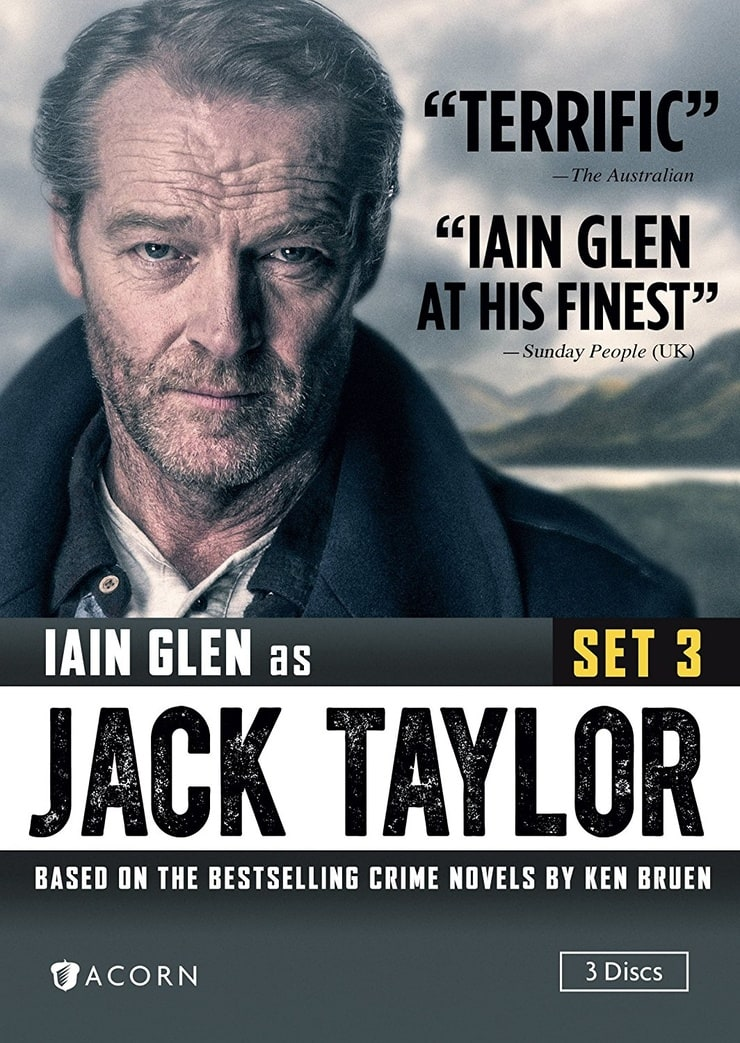 Jack Taylor: Purgatory                                  (2016)