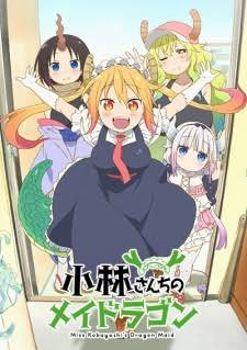 Kobayashi-san Chi No Maid Dragon                                  (2017-2017)