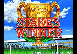 Stakes Winner