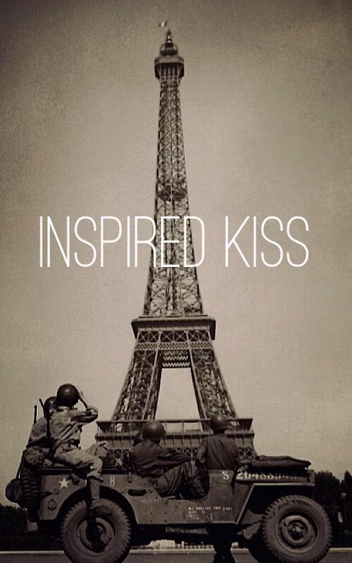 Inspired Kiss
