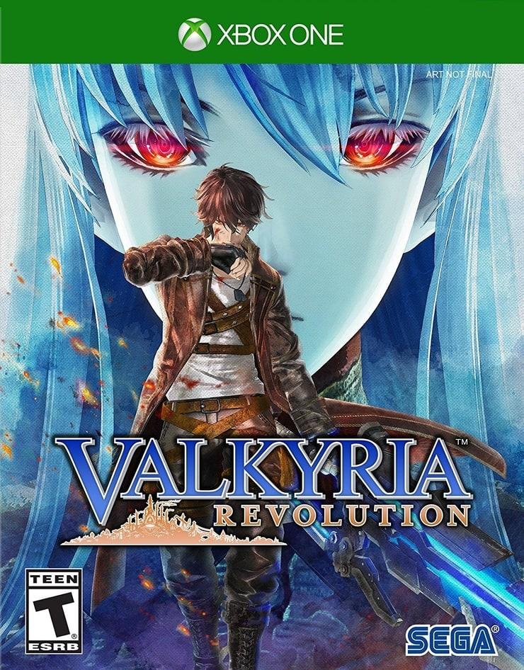 Valkyria: Revolution