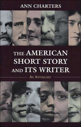 The American Short Story and Its Writer: An Anthology