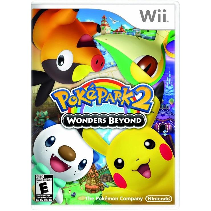 Pokepark 2: Wonders Beyond (Wii)