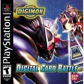 Digimon Card Battle