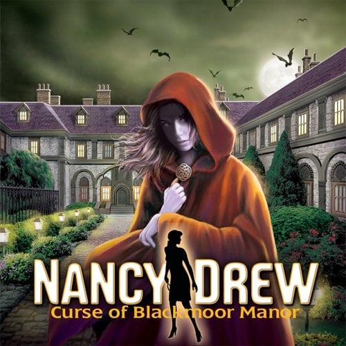 Nancy Drew - Curse of Blackmoor Manor