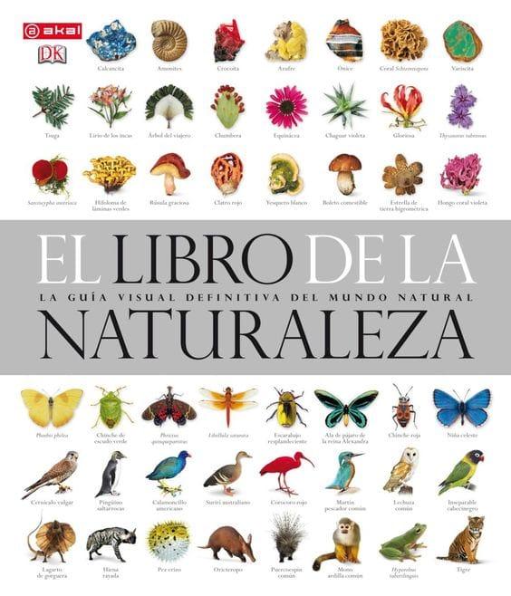 El libro de la Naturaleza. La guia visual definitiva del mundo natural