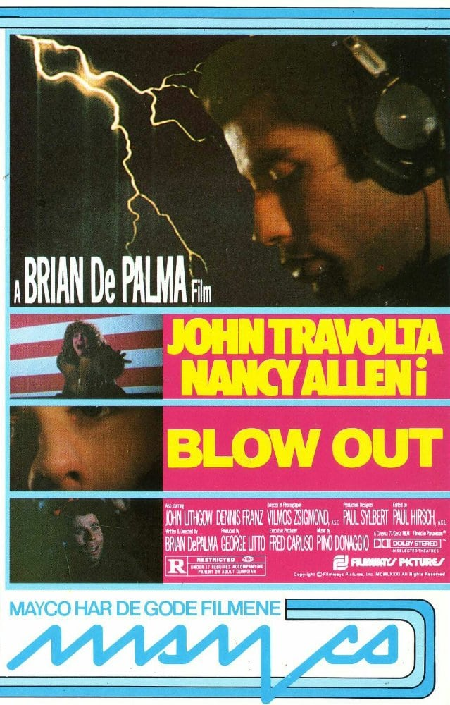 Blow Out (1981)