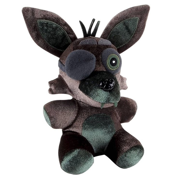 Five Nights at Freddy's - Phantom Foxy Plush 6