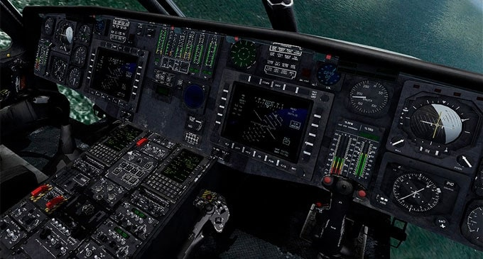 Kaman, Sikorsky sign multi-year IX H-60 cockpit contract