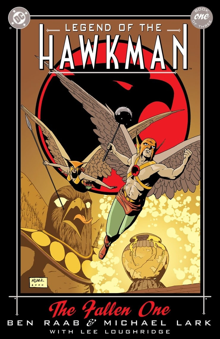 Legend of The Hawkman (2000) 3 issues