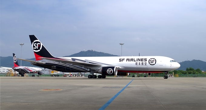Boeing Shanghai, SF Airlines signs first maintenance contract