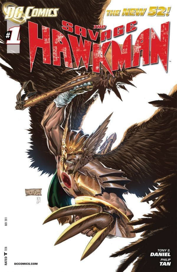Savage Hawkman(2011-2013) #1-21 issues