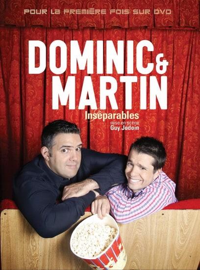 Dominic & Martin: Inséparables