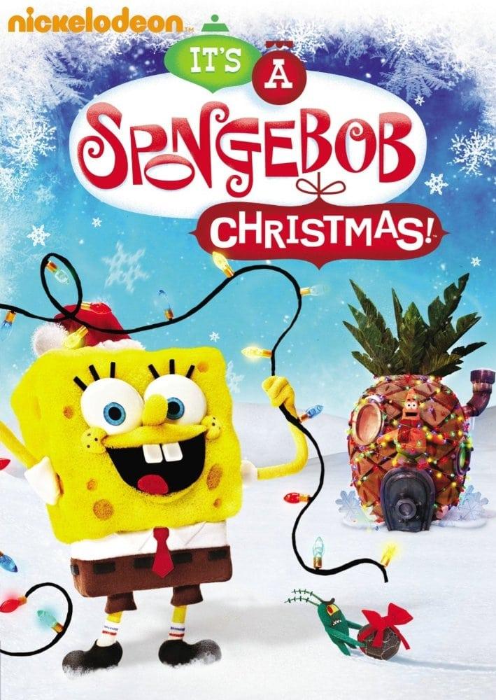"""SpongeBob SquarePants"" It's a SpongeBob Christmas!"