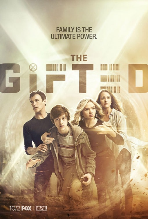 The Gifted                                  (2017- )