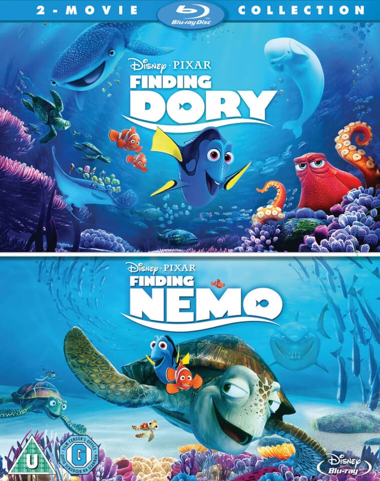 Finding Dory / Finding Nemo