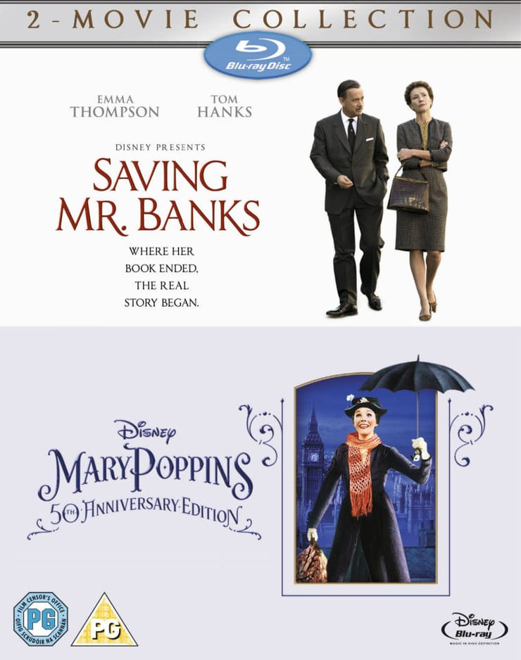 Saving Mr Banks / Mary Poppins