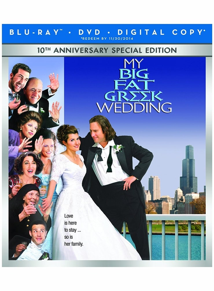 My Big Fat Greek Wedding: 10th Anniversary Special Edition (BD)
