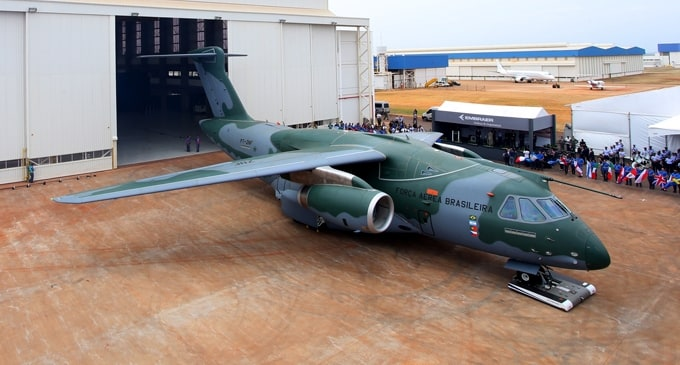Embraer KC-390 successfully completes world demonstration tour