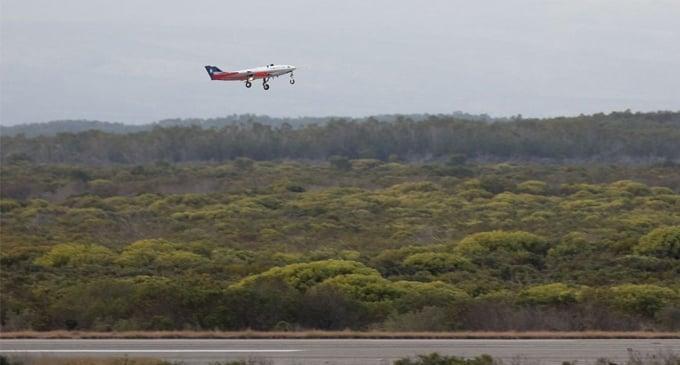 UAV demonstrator SAGITTA successfully completes maiden flight