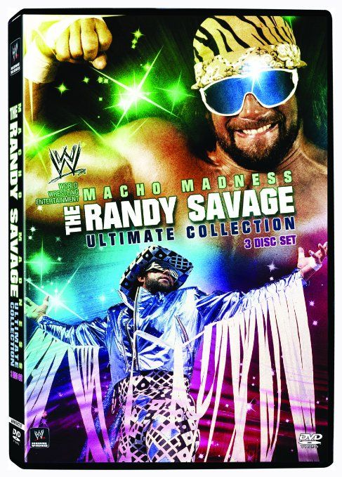 Macho Madness: Randy Savage Ultimate Collection