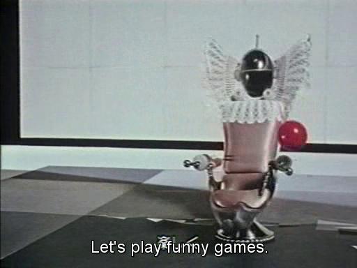 Kybernetická babicka                                  (1962)