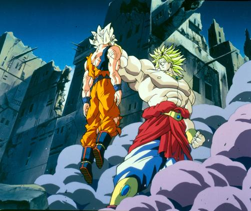 Picture Of Dragon Ball Z Broly The Legendary Super Saiyan