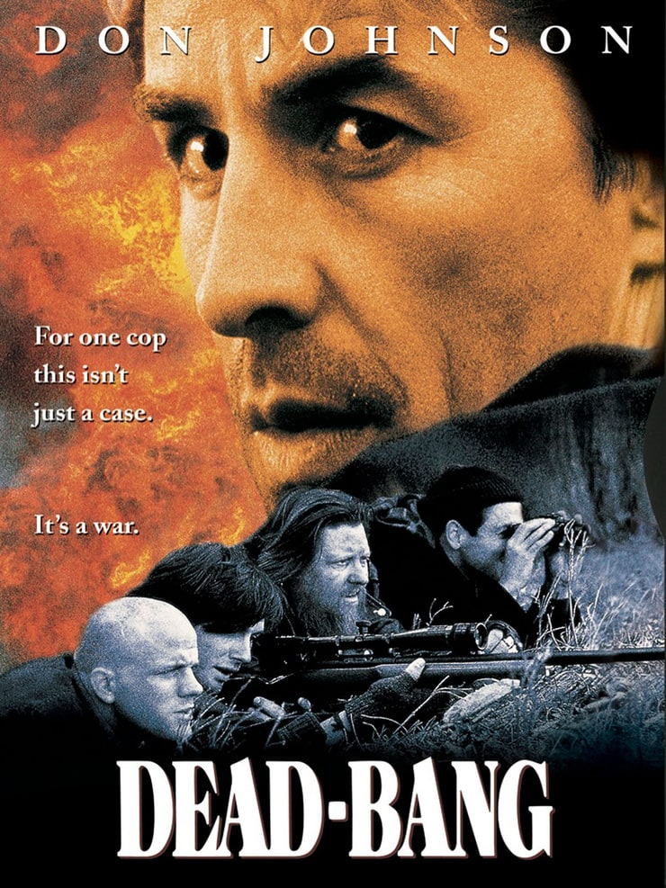 Dead-Bang (Warner Archive Collection)