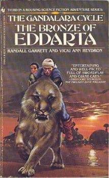 The Gandalara Cycle Book Three: The Bronze Of Eddarta