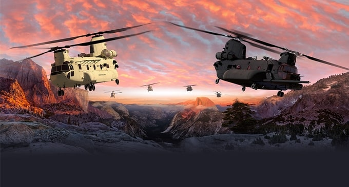 Boeing to modernise the next-generation Chinook