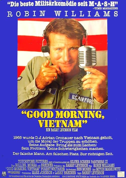 Good Morning Vietnam Quiz : Good morning vietnam by images