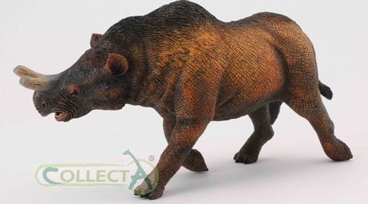 CollectA Megacerops Toy (1:20 Scale)