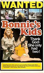 Bonnie's Kids [Vhs]