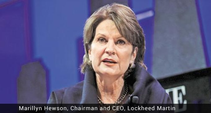 India could become F-16 fighter jets maintenance hub says Lockheed Martin