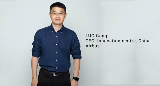 Airbus selects LUO Gang to lead new innovation centre in China