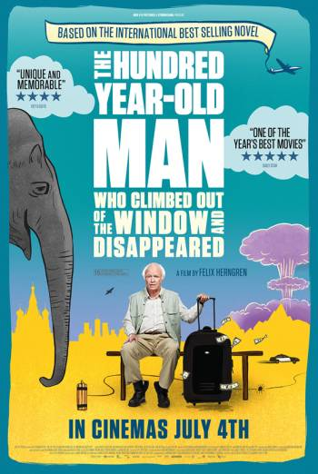 The 100 Year-Old Man Who Climbed Out the Window and Disappeared                                  (20