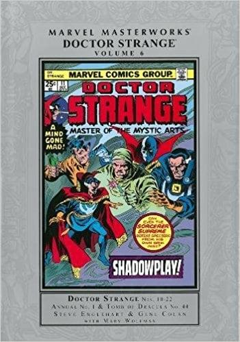 Marvel Masterworks: Doctor Strange - Volume 6 (Marvel Masterworks (Unnumbered))