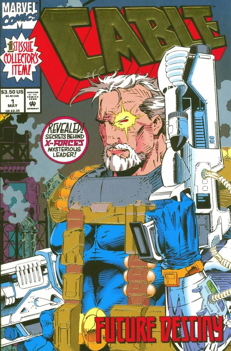 Cable (1993 1st Series) #1-107 Marvel 1993 - 2002