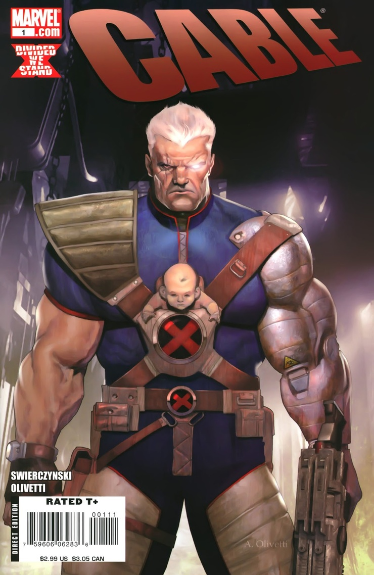 Cable (2008 2nd Series) #1-25 Marvel 2008 - 2010